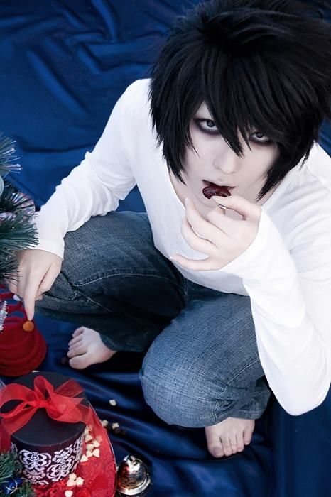 Death Note | L | Cosplay