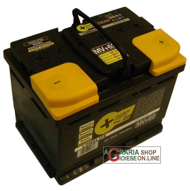 LONGLIFE BATTERIA PER AUTO 62Ah SIGGILLATA SENZA MANUTENZIONE https://www.chiaradecaria.it/it/batterie-per-auto/10178-longlife-batteria-per-auto-62ah-siggillata-senza-manutenzione-8013826012333.html