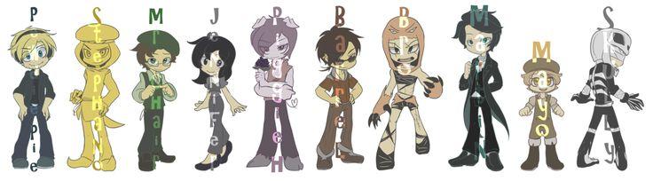 pewdiepie__main_amnesia_characters_by_chibiguardianangel-d5ov2gm.png (1280×356)