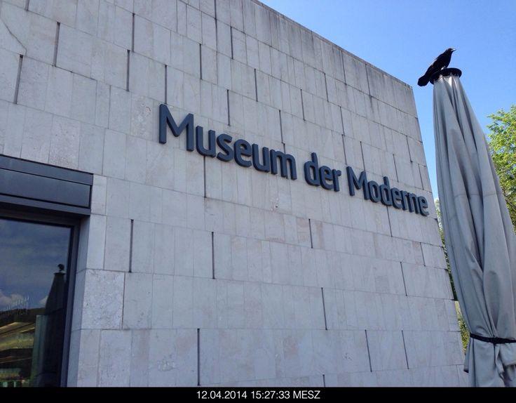 Museum der Moderne Mönchsberg in Salzburg, Salzburg