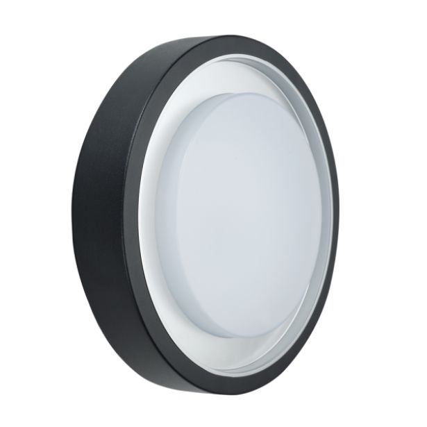 Our Twister LED bulkhead is built with die-cast aluminium making it tough and vandal resistant. Ideal for exterior lighting, it is available in emergency and movement sensor options. #LEDLighting #AmenityLighting #OutdoorLighting #ExteriorLighting