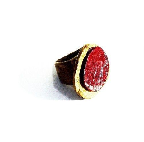 stones - burgundy