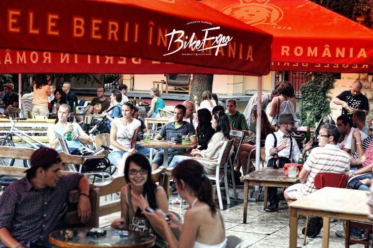 Bike Expo @ Moszkva Garden with Moszkva Cafe #Oradea