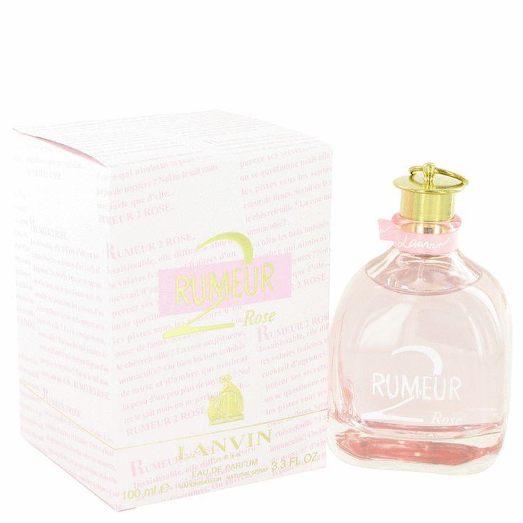 Rumeur 2 Rose Perfume Edp Spray 3.4 oz