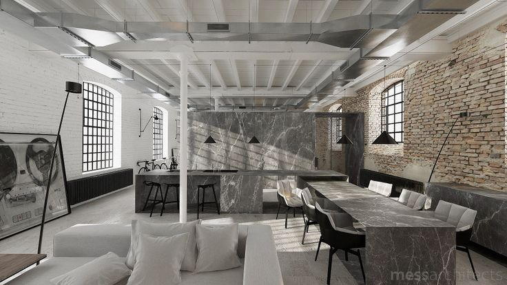 loft, mess architects