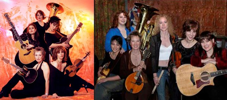 """Irish Folk Band #1.  Our Irish Folk band is high energy featuring a stage full of instruments with an acoustic feel and an """"organic"""" neo-traditional style. The music of ranges from freshly arranged traditional tunes and Celtic favorites spanning centuries to original songs. Offering an extensive repertoire of songs and styles representing hundreds of years, there is something for everyone in each performance."""