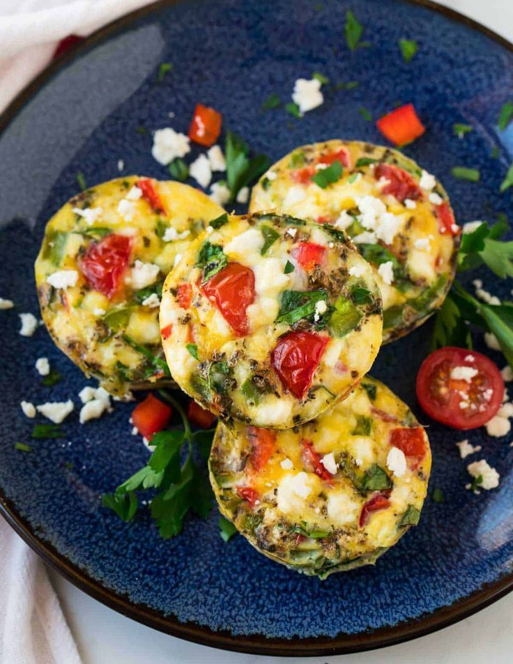 Healthy Breakfast Egg Muffins Recipe In 2019 Breakfast And