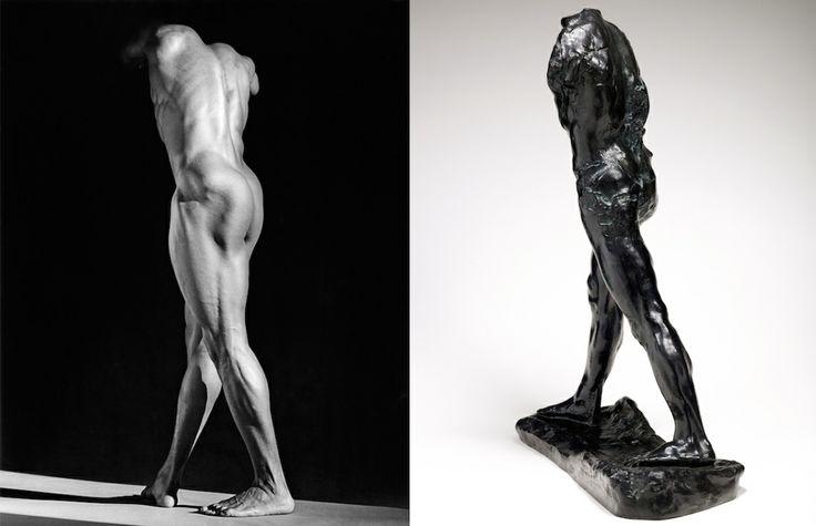 Robert Mapplethorpe vs Rodin expi