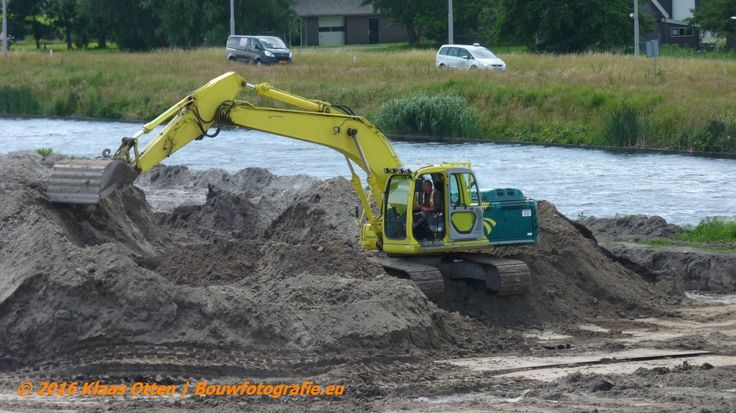 Ontwikkeling Kooyhaven Breezand / DenHelder, kik voor meer mooie bouwfoto's op : www.facebook.com/bouwbedrijfweblog