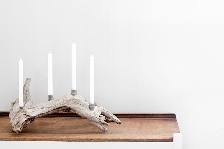 candelabro rama / branch candlestick