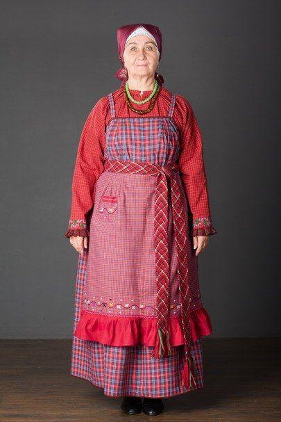 Картинки народный костюм вологодской области
