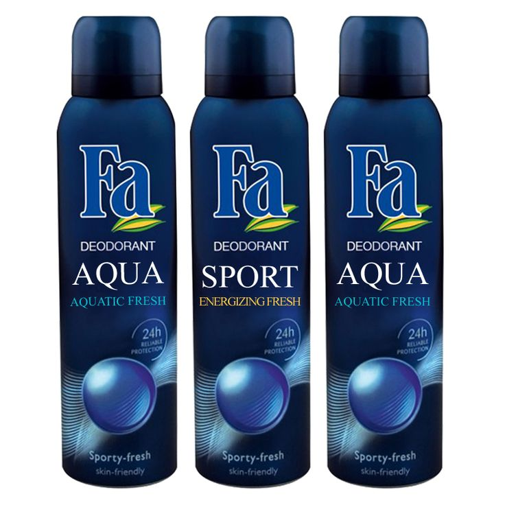 Deo Bazaar is offering FA Sport And 2 Aqua Pack Of 3 Deodorants For Men At Rs 275 How to catch the offer: Click here for offer page Add product in your car Login or Register Fill the shipping details Make final payment