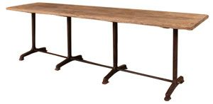 ralph lauren home console table with 4 legs