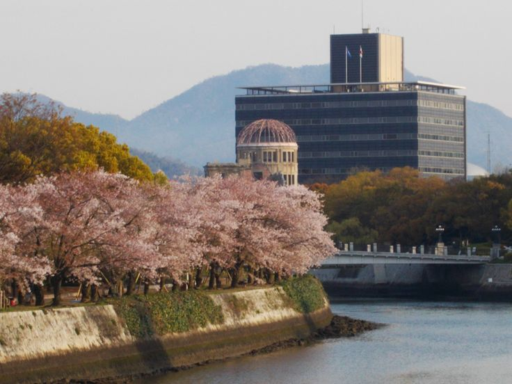 Hiroshima, April 2014