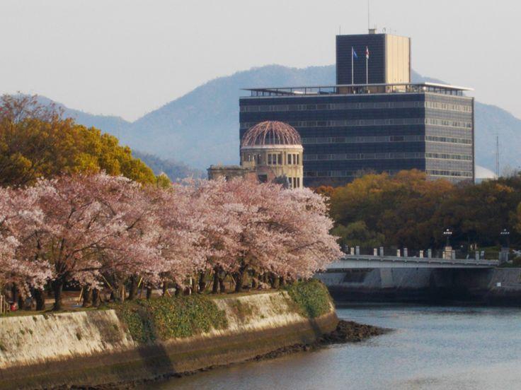 Hiroshima, April 2014