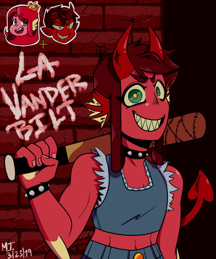 Next entry for this month's Monster Prom challenge
