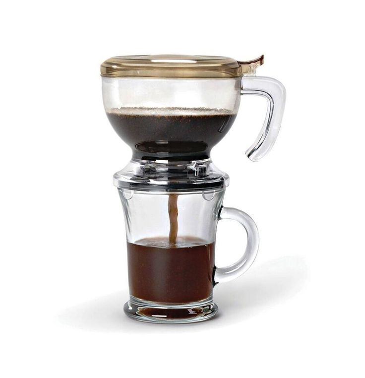 NEW ZEVRO INCRED A BREW COFFEE BREWER