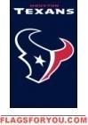 """Texans Applique Banner 44"""" x 28"""""""