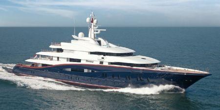 yacht nirvana