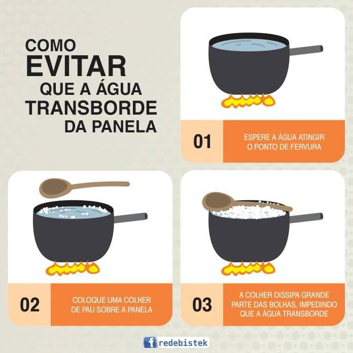 Não preocupe-se mais! Com este dica, você vai garantir que o fogão fique limpo durante o preparo da sua próxima refeição!