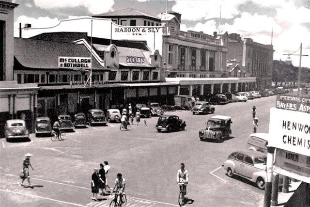 Salisbury, Stanley Avenue looking east, 1952.