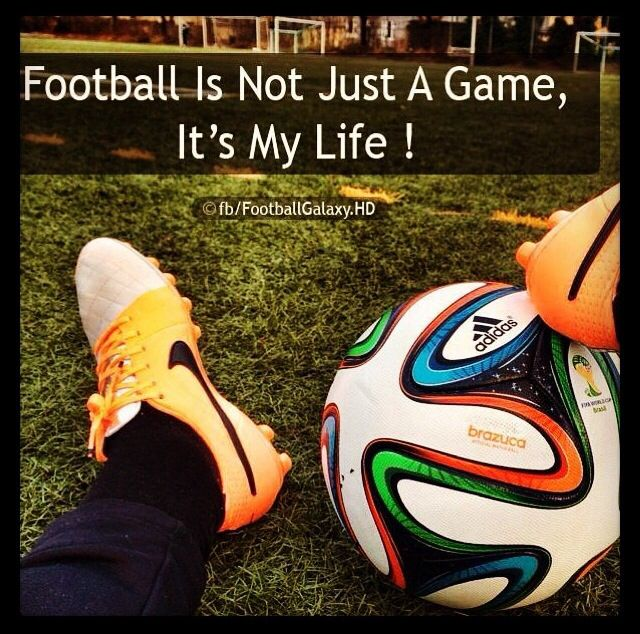 soccer the game of my life My love is like a soccer game by henric kristoffer miranda my love is like a soccer game the field is my life i am the player the ball is my heart and the goal.