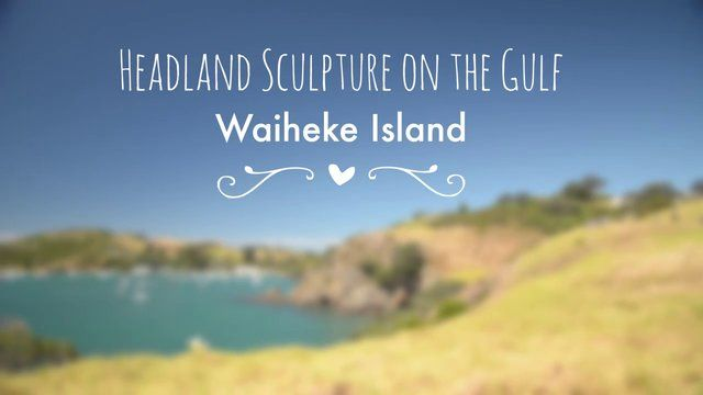 The Headland Sculpture on the Gulf walk was initiated with the aim to inspire and challenge New Zealand established and emerging artists and to provide an art experience for visitors to the island outside the usual gallery spaces. 10 years later, the exhibition is a permanent fixture on the summer arts calendar and has expanded to includes a large pavilion on the beach front at Matiatia Bay. You can enjoy art, music, wine and food here before or after (or both!) your walk.