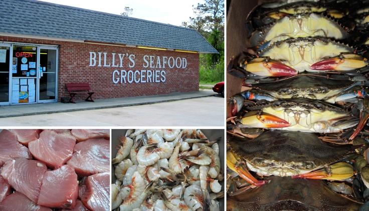 Billy 39 s seafood kill devil hills nc fresh local for Local fish restaurants