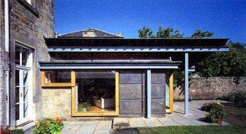 Richard Murphy Architects: 7 Abbotsford Park, Edinburgh