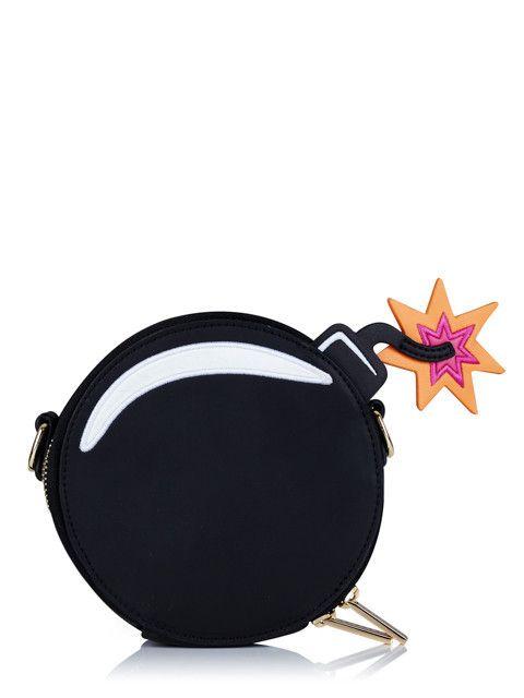 Skinnydip Bomb Cross Body Bag love dangermouse http://stravaganza.info/