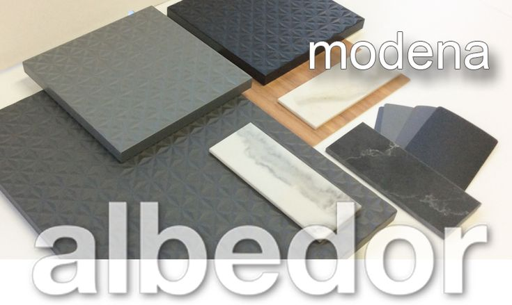 New to our collection. Albedor Decorative Panel 'Modena'
