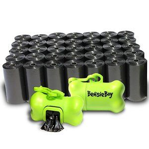 Bensie Boy Dog Poop Bags Featured on Market Buzz