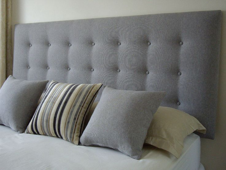 New Upholstered Bedhead Queen Size Made To Order