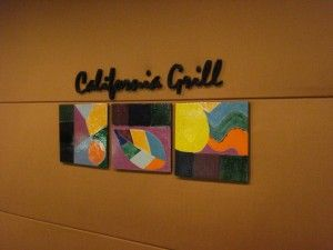 California Grill at Contemporary Resort-   My all time favorite-love it!
