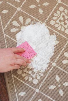 Ev Temizliğinde Tıraş Köpüğü Kullanımı