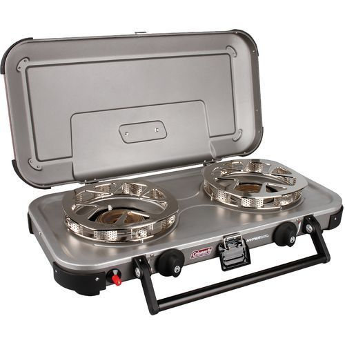Coleman Series FyreChampion 3-in-1 2-Burner Propane Stove http://campinglover.org/coleman-6-person-instant-cabin-tent-review/