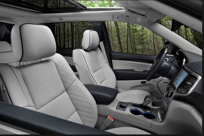 Jeep Compass 2018 Better Interior Style Design