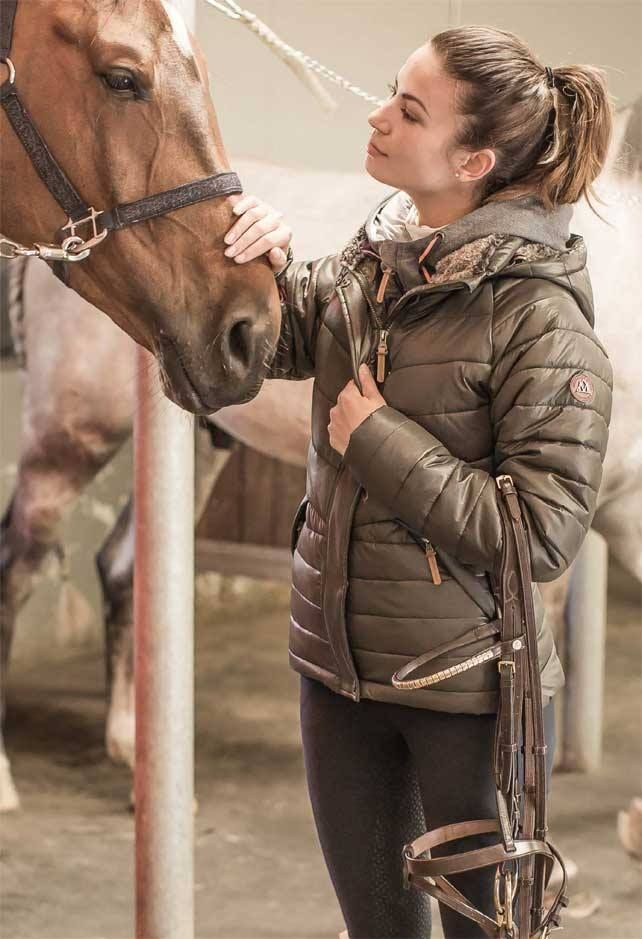 Mountain Horse USA offers a range of fleeces and jackets that allow you to layer as desired for winter riding, while at the same time keeping you comfortable due to the breathability of the material. Which of our 2016/17 Winter Jackets is your favorite? #ItsAMountainHorseKindOfDay #MountainHorseUSA