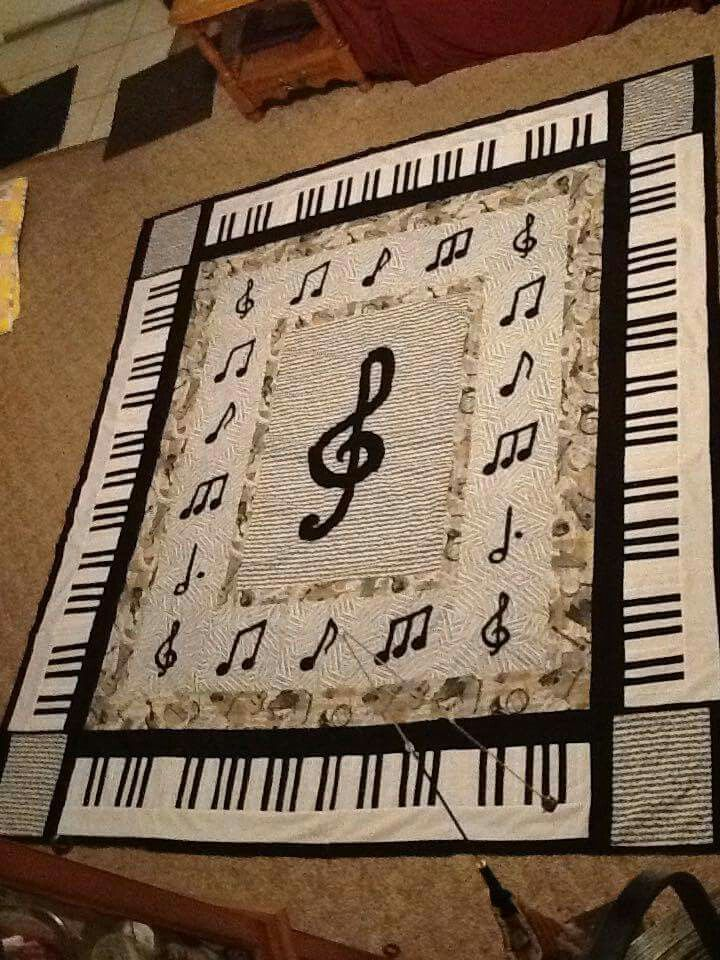 1000 Images About Quilts Music To My Ears On Pinterest