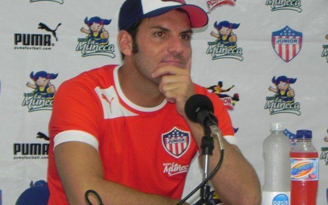 Sebastián Viera no podría atajar ante Millonarios