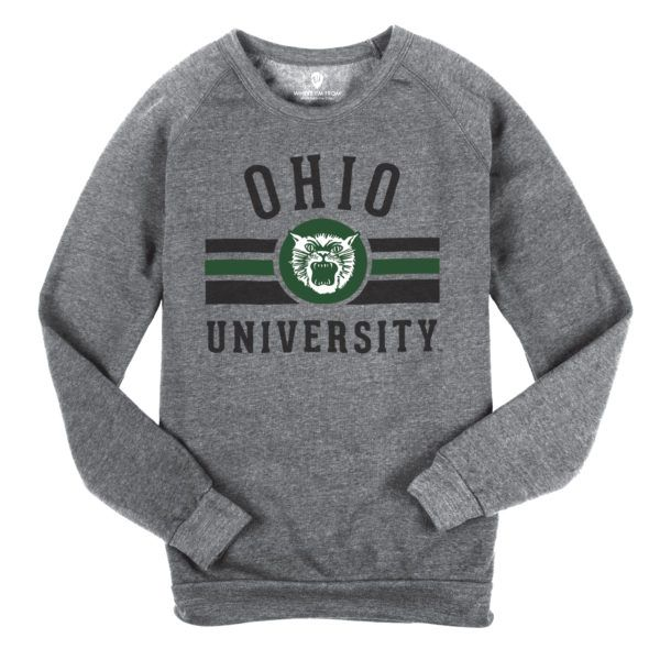 Ohio University Bobcat Sweatshirt @ Where I'm From Apparel #OU