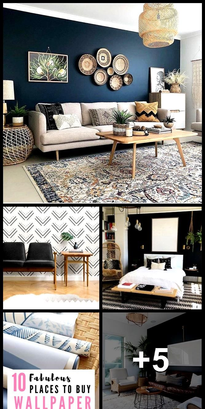 49 Lovely Black Accent Walls Bedrooms Ideas Trendehouzz Black Accent Wall Living Room Accent Walls In Living Room Accent Wall Bedroom