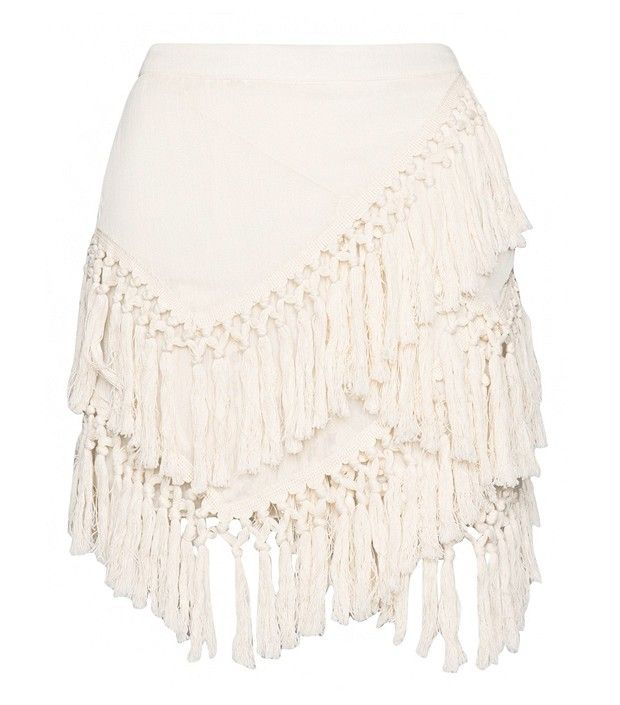 This $58 Tassel Skirt Is Ridiculously Cool