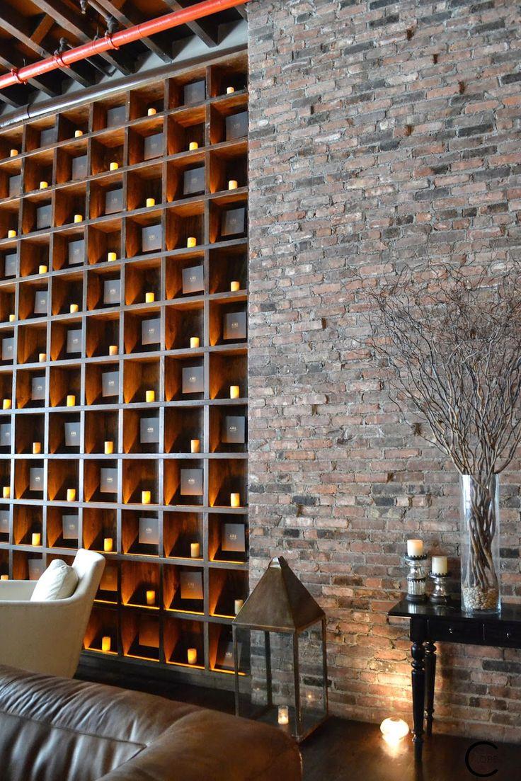 Spa | AIRE SOHO NYC | blogtourNYC | MR.STEAM | by C-More interior Design blog | Interieuradvies blog   C-More |design + interieur + trends + prognose + concept + advies + ontwerp + cursus + workshops