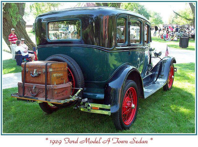 1929 Ford Model A Sedan   1929 Ford Model A Town Sedan   Flickr - Photo Sharing!