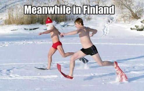 Mean while in Finland... Me ollaan ihan tavallinen kansa! – 10 harrastusta…