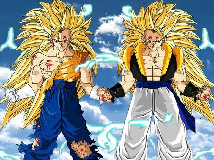 This is the ultimate fusions <----->  Double Tap to like it :) Tag a friend, who would like it ❤️  <--->  #thesupersaiyanstore #db #dbs #dbgt #dragonball #dragonballz #dragonballsuper #dragonballgt #dbsuper #Goku #songoku #gohan #songohan #goten #vegeta #trunks #piccolo #beerus #whis #supersaiyan #kamehameha #kakarot #manga #anime #frieza #otaku