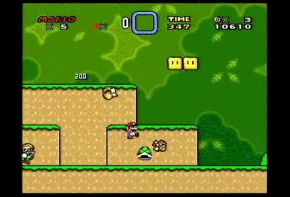 Tool Assisted Speedrun : Jouer à Mario Bros à partir de Super Mario World !