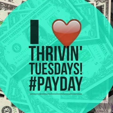 Love Tuesdays! Why? It's Payday through Le-Vel. Not only did I get paid commissions for sharing such an amazing product; I also received my #auto bonus #check. Why not get paid for sharing #THRIVE and what it can do for others?  Time to start living the life you deserve!  I have credits I want to start sharing to help you get started. Ablondowski.le-vel.com