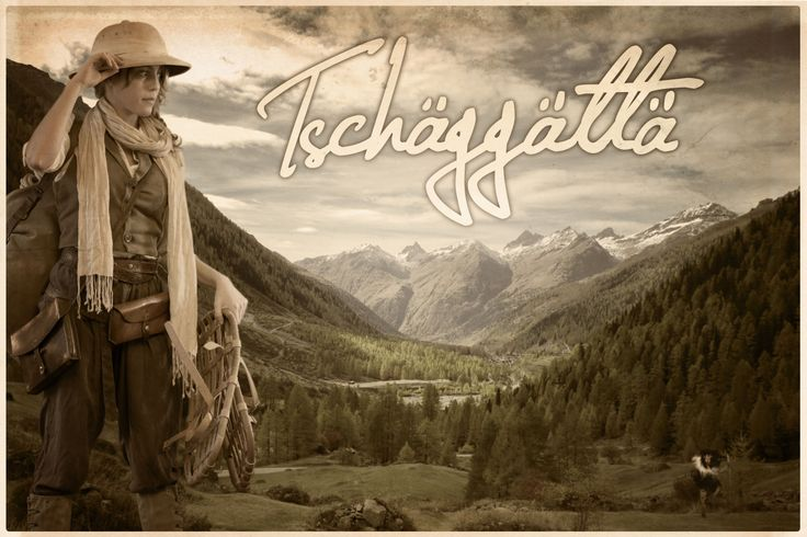 Tschäggättä is a short film in production from Melina Costas inspired by the myth that sleeps in the heart of Swiss Alps.  https://www.wemakeit.ch/projects/tschaggatta